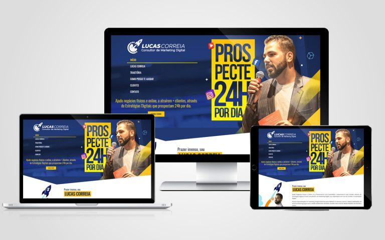 site-lucascorreia
